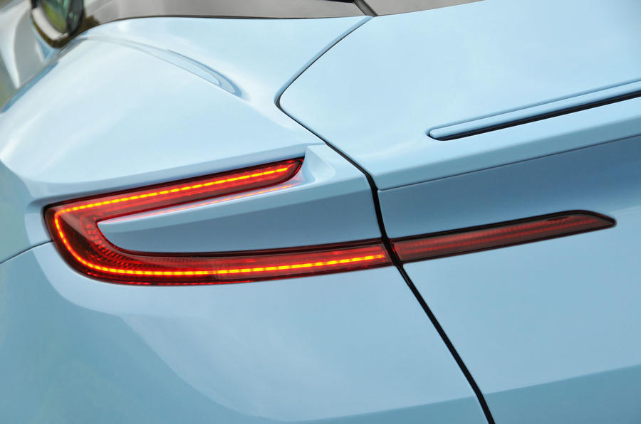 Aston Martin DB11 rear light