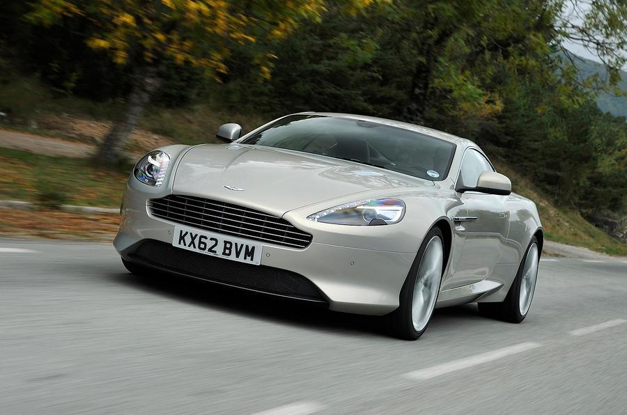 £131,995 Aston Martin DB9
