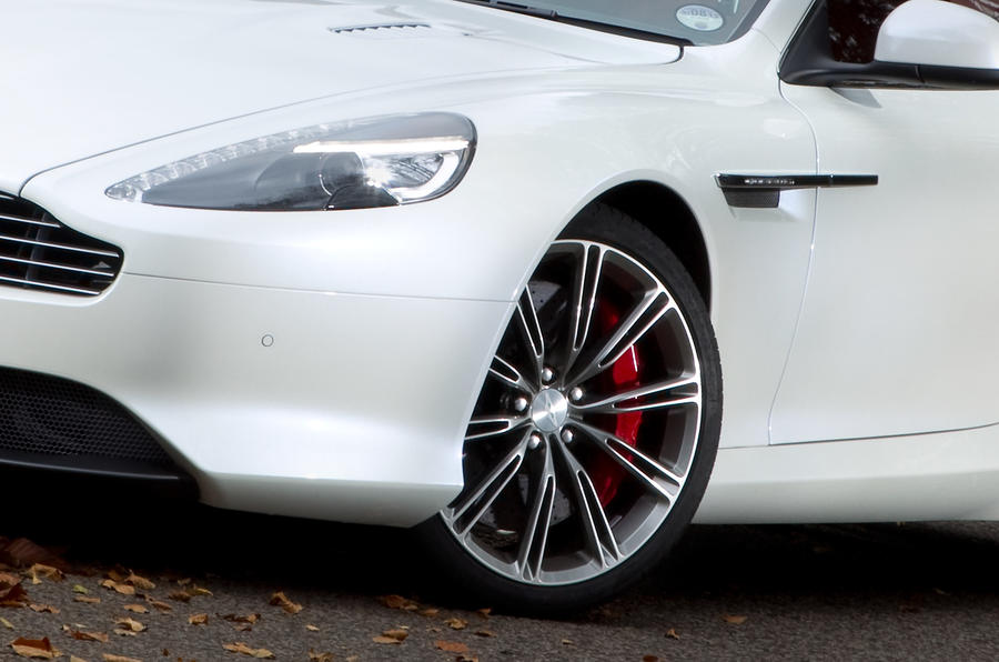 20in Aston Martin DB9 alloy wheels