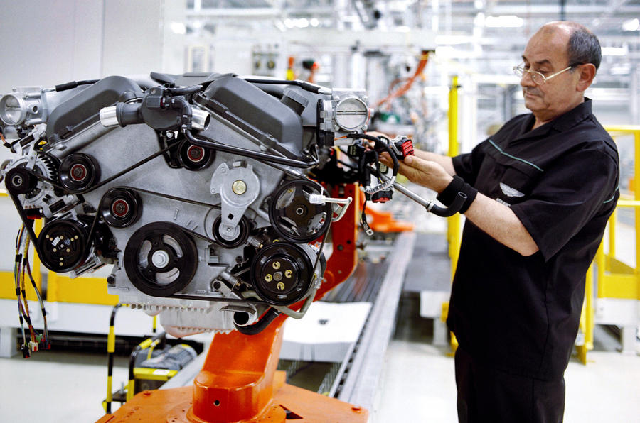 Aston Martin signs new Ford engine deal - report