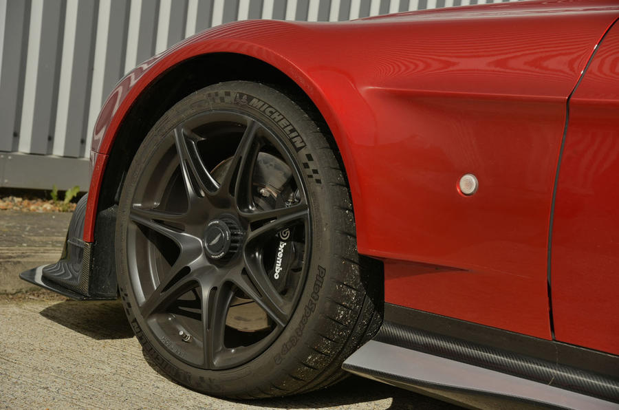 Aston Martin Gt8 >> Aston Martin Vantage GT8 Review (2019) | Autocar