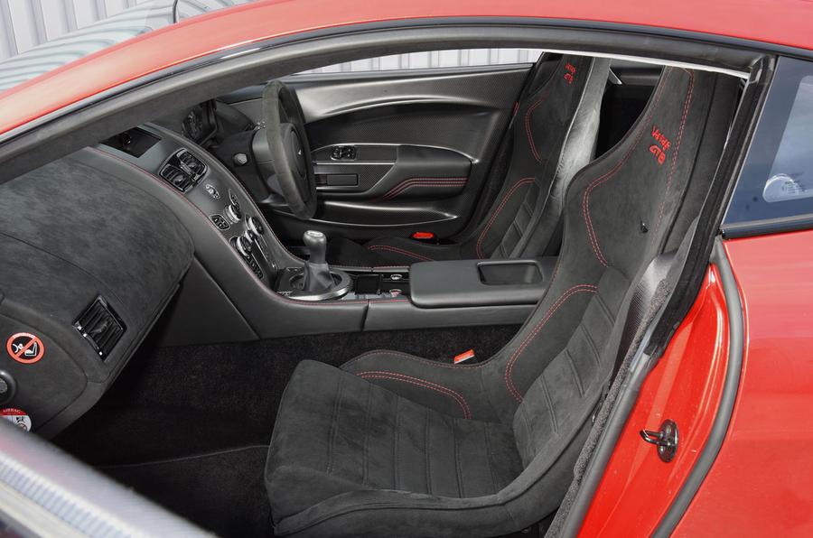 Aston Martin Vantage Gt8 Review 2019 Autocar