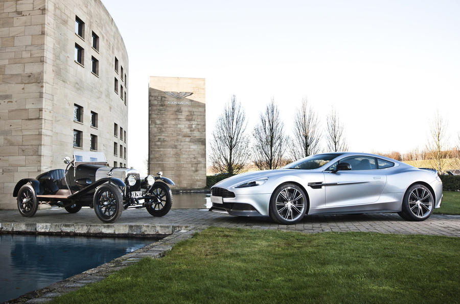 Aston Martin partners with Investindustrial to boost capital