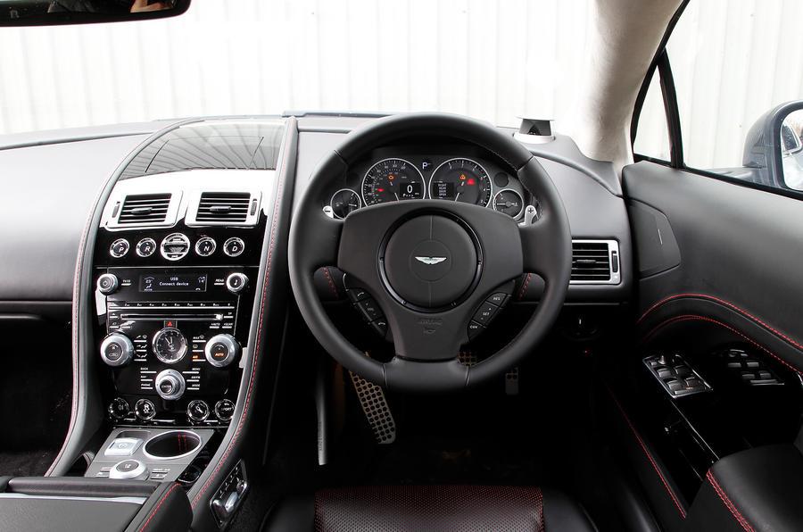 Good ... Aston Martin Rapideu0027s Interior ...