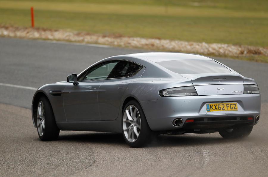Aston Martin Rapide S Review 2019 Autocar
