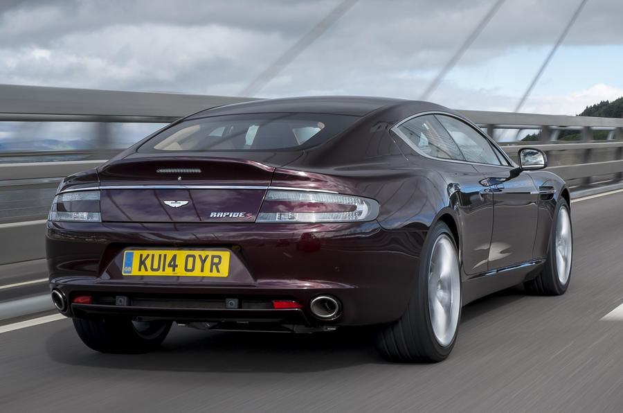 2014 Aston Martin Rapide S first drive review