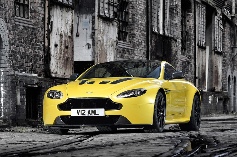 Aston's new V12 Vantage S: the gearbox debate continues