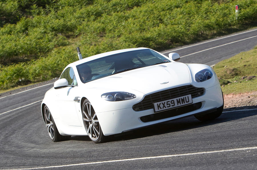 Aston Martin Vantage Review (2017) | Autocar