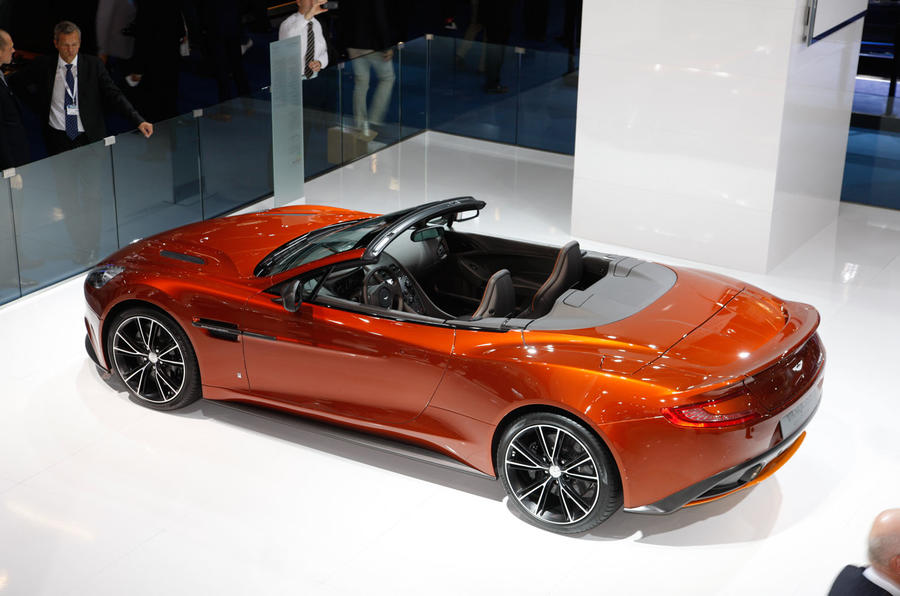 Frankfurt motor show 2013: Top 5 British cars