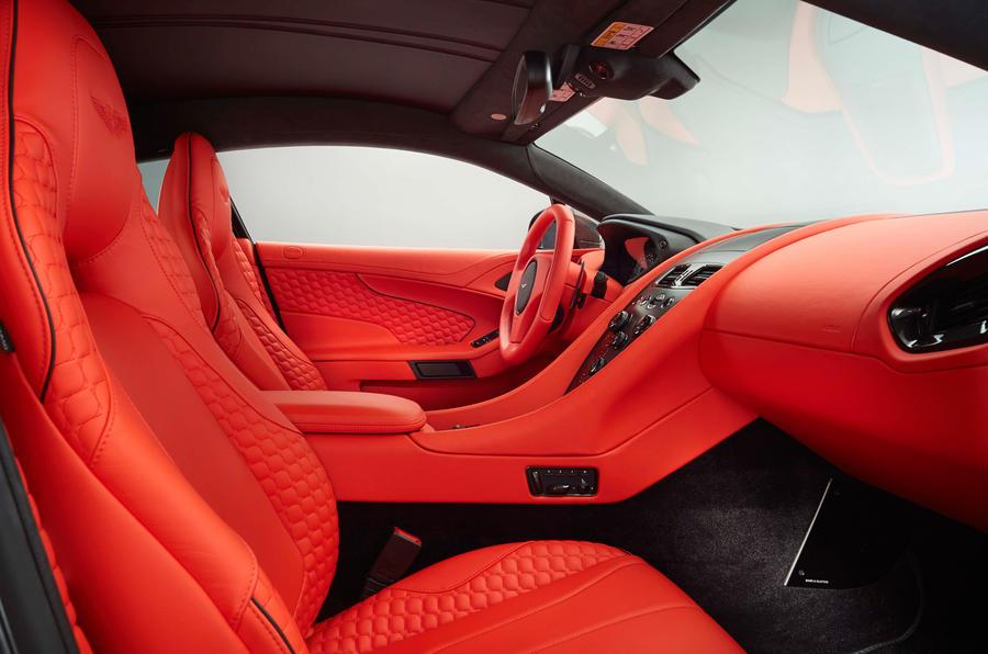 Aston Martin launchs bespoke Q range in China