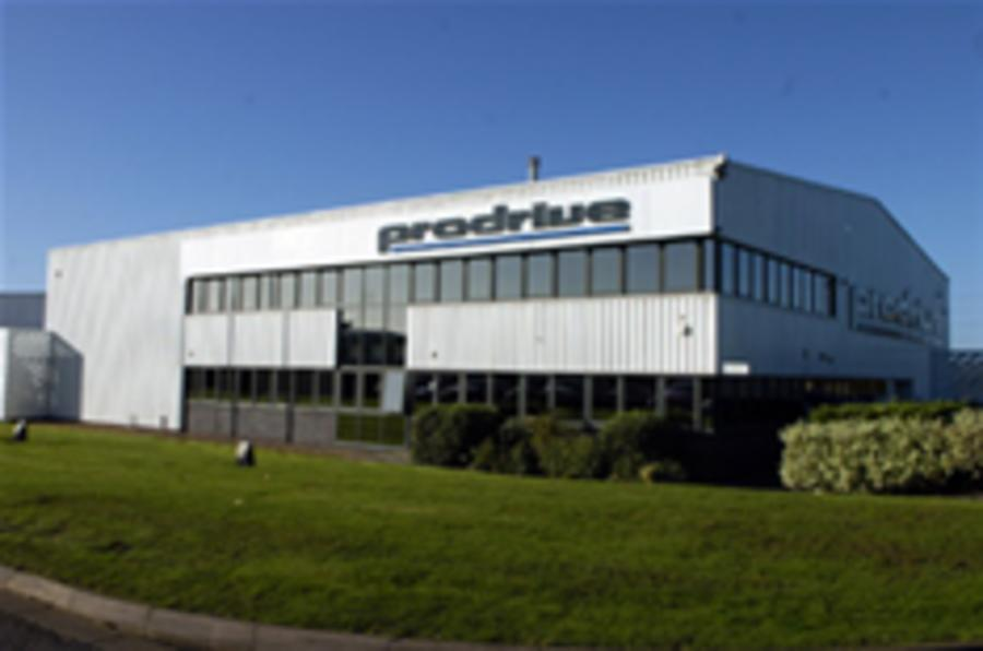 Prodrive rules out F1 team