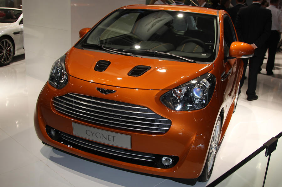 Aston: supply issue hits Cygnet sales