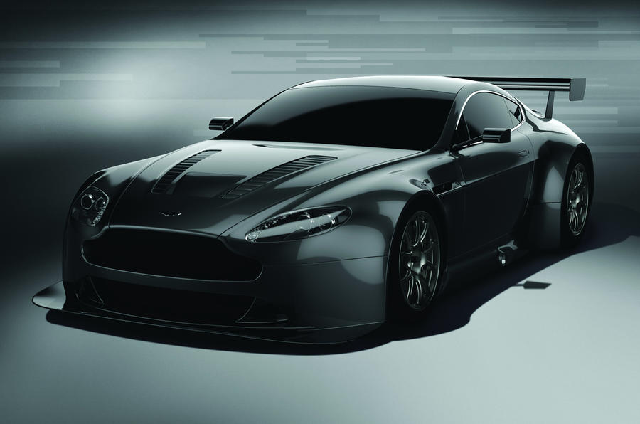 Aston's new 600bhp GT3 racer