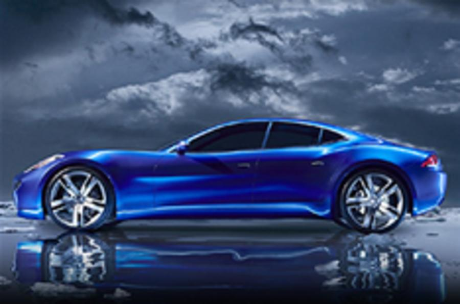 Fisker Karma: made in Finland