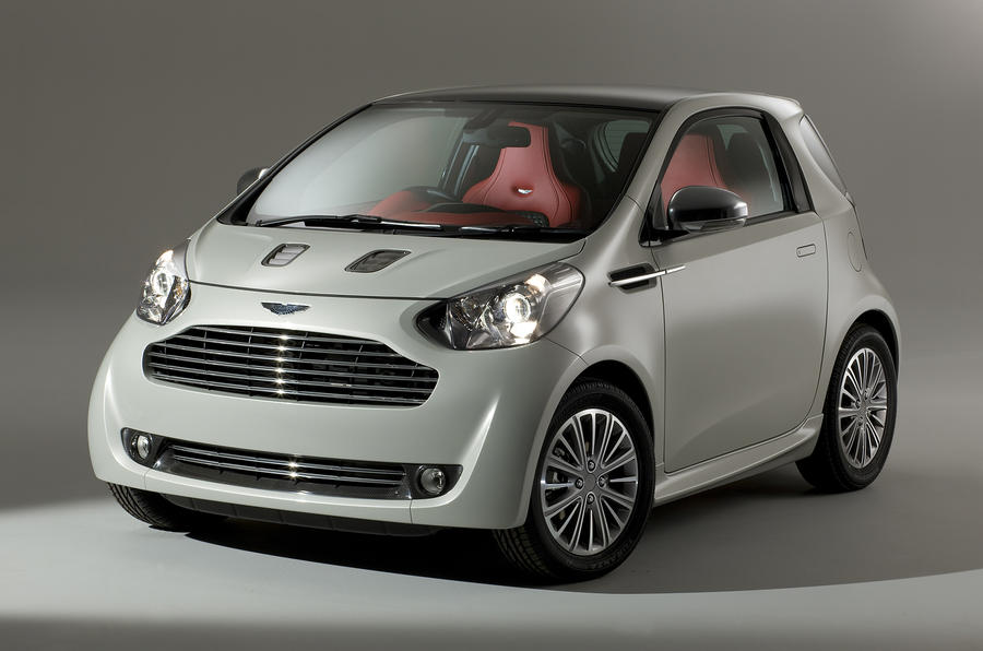Aston Cygnet 'will be an icon'