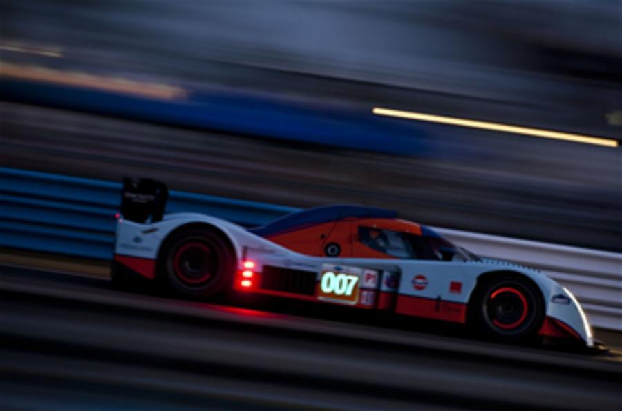 Aston Martin: 'No Le Mans diesel'