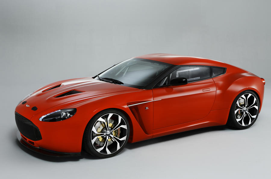 Aston to build V12 Zagato
