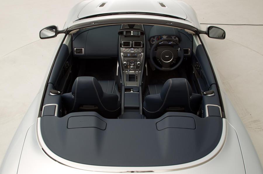Geneva motor show: Aston Martin Virage