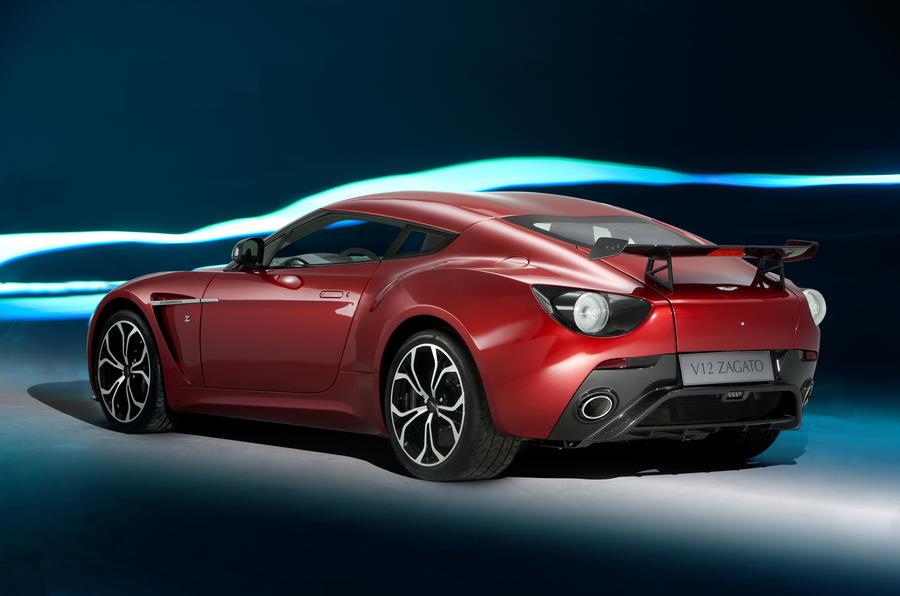 Aston Martin: the mark of Zagato
