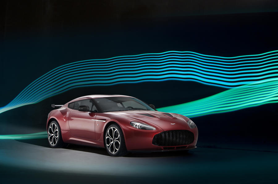 Aston Martin: the mark of Zagato