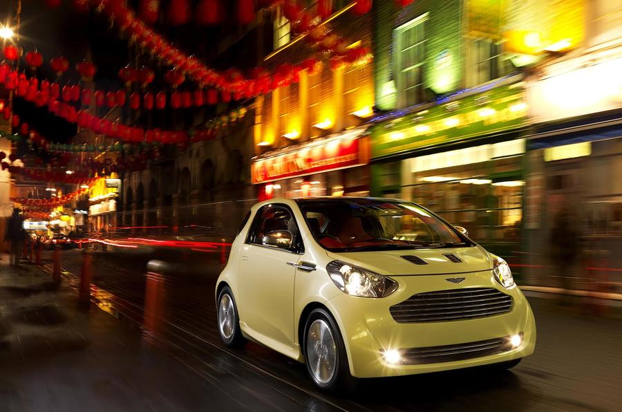 Aston - why we built the Cygnet
