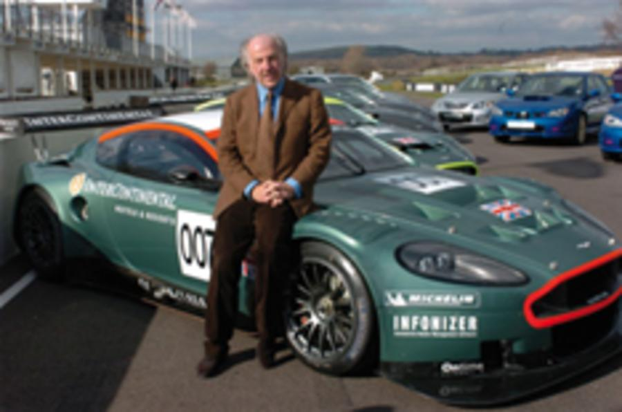 Richards: my plan for Aston Martin