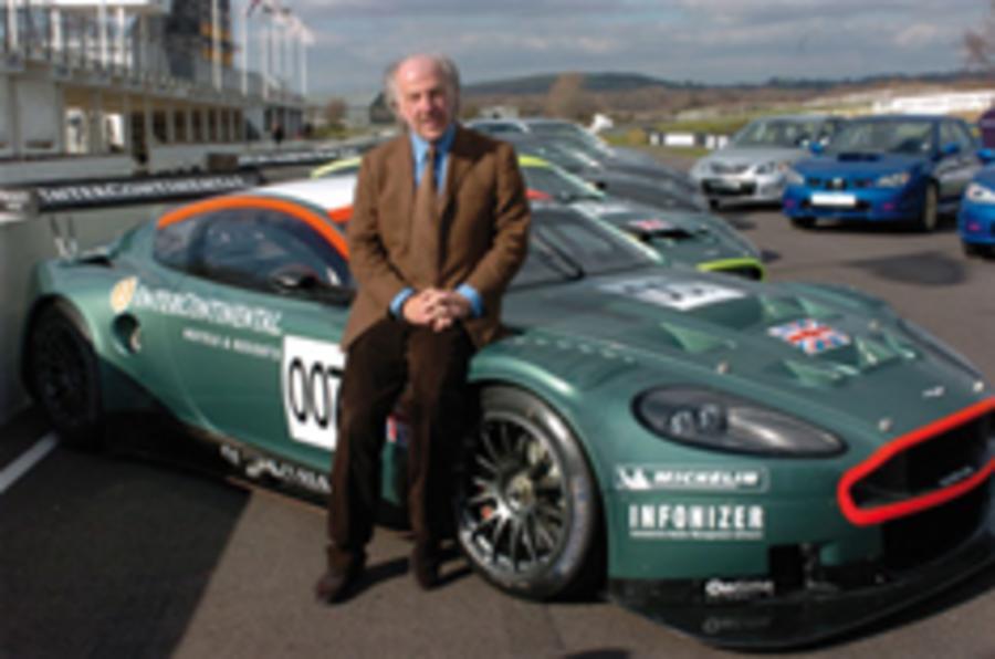 Richards: my plan for Aston Martin