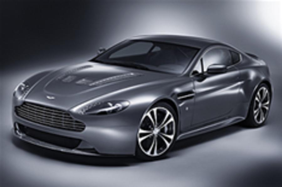 Pics: Aston Martin V12 Vantage