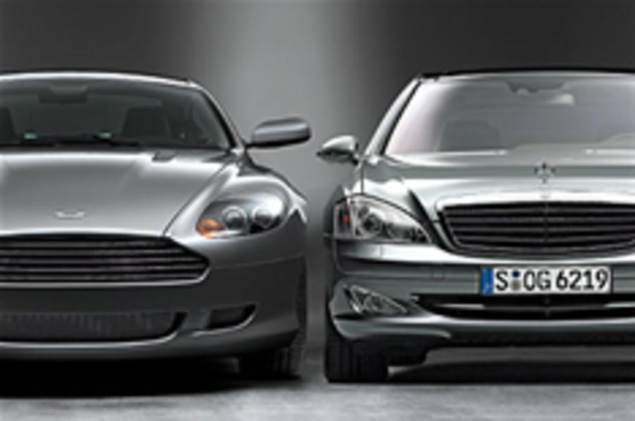 New Lagonda: it's an S-class