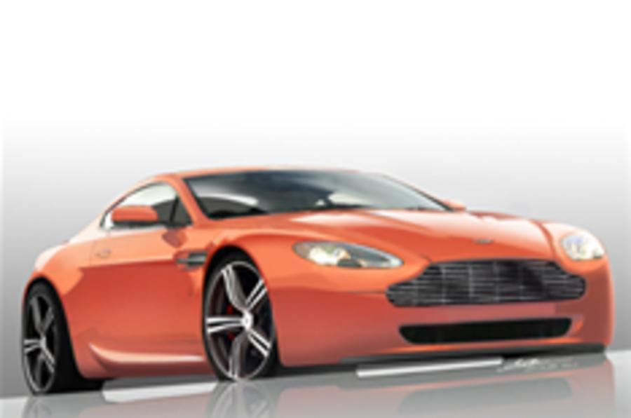 Two more Astons for Frankfurt show