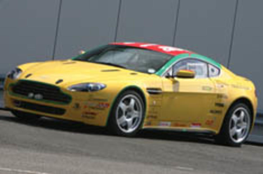 Aston back for more 24hr action