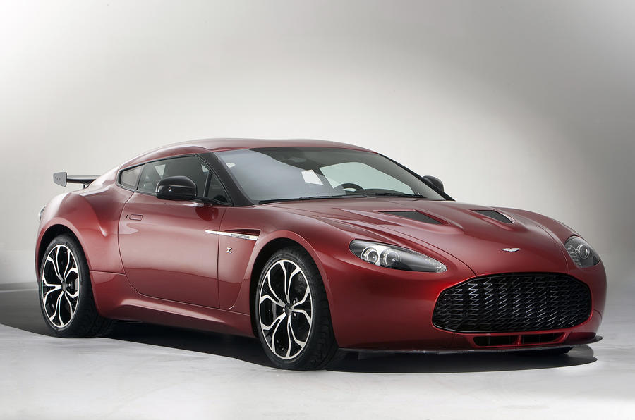 New Aston Zagato launched