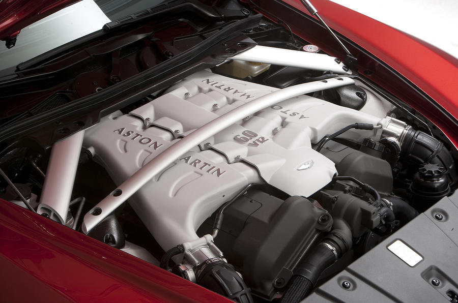 New Aston Zagato launched