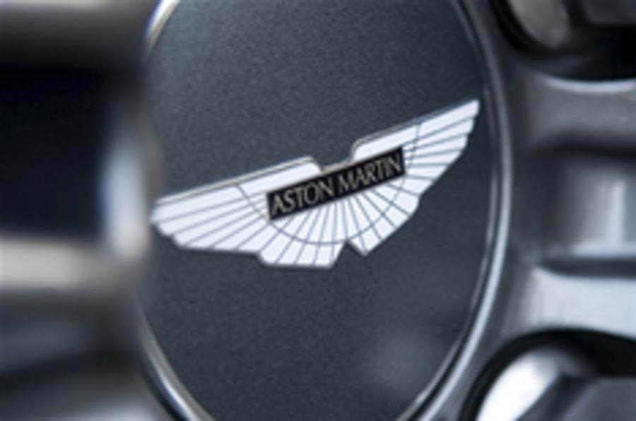 Aston Martin owner 'won't sell'