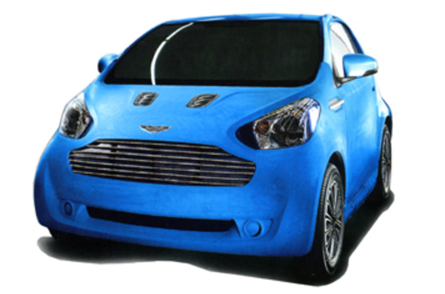 Aston shares to fund new cars