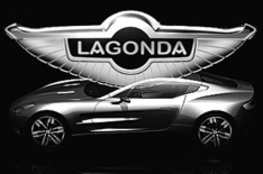 Aston Martin revives Lagonda