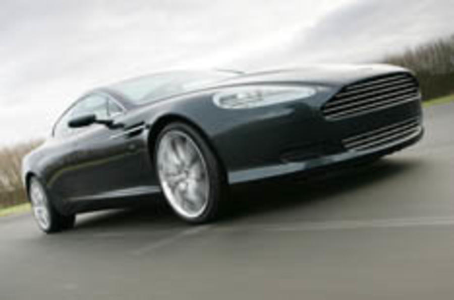Aston Martin to build Rapide abroad?