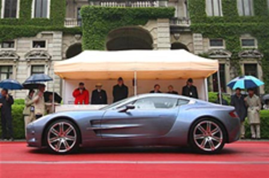 Aston headlines UK event