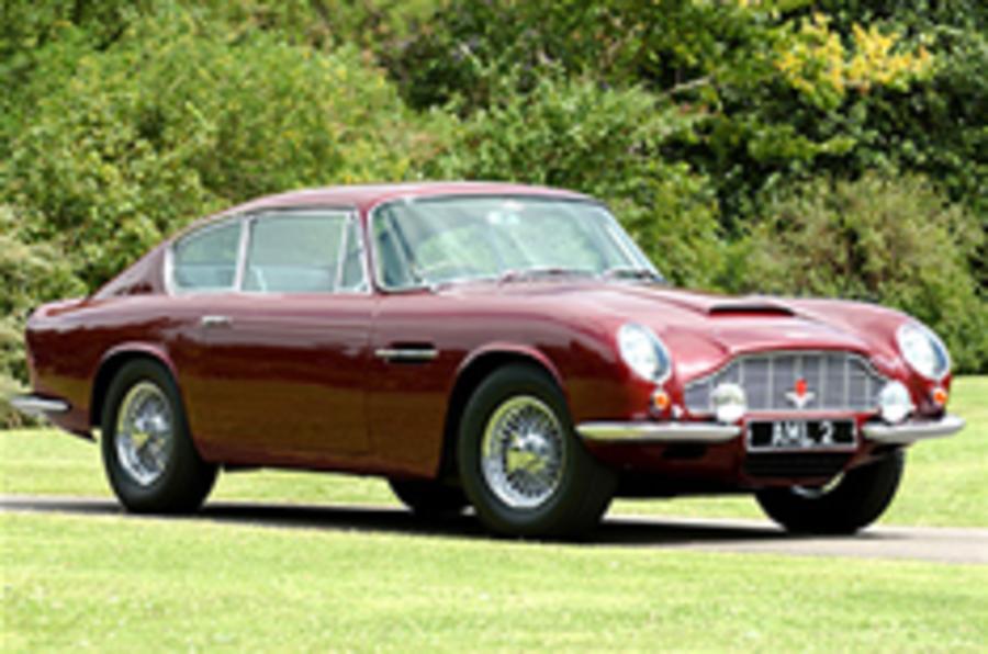 Royal Aston to run on wine