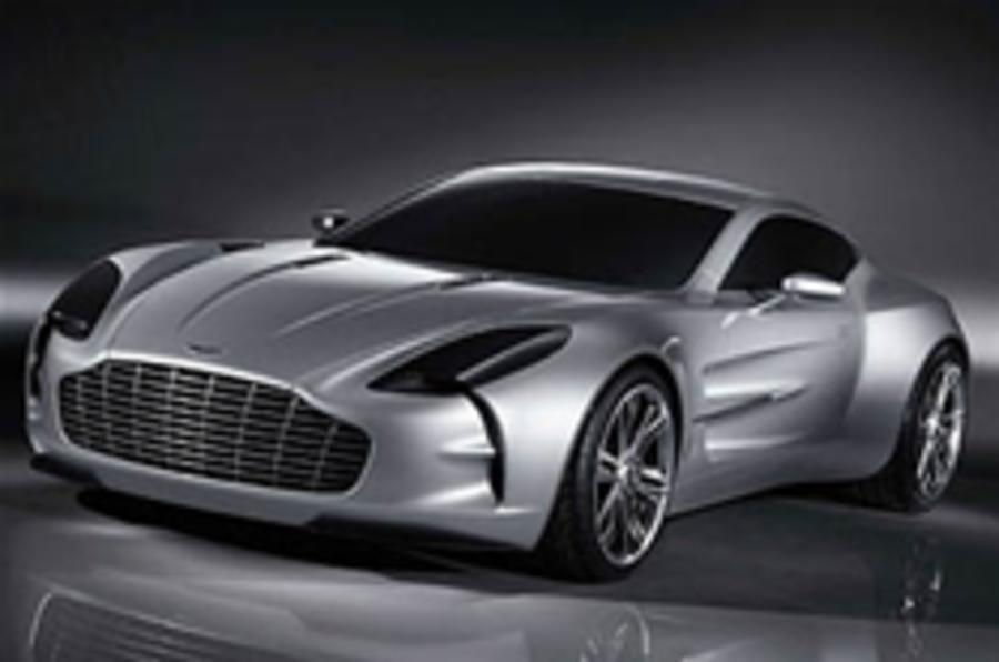 Aston One-77 leaked