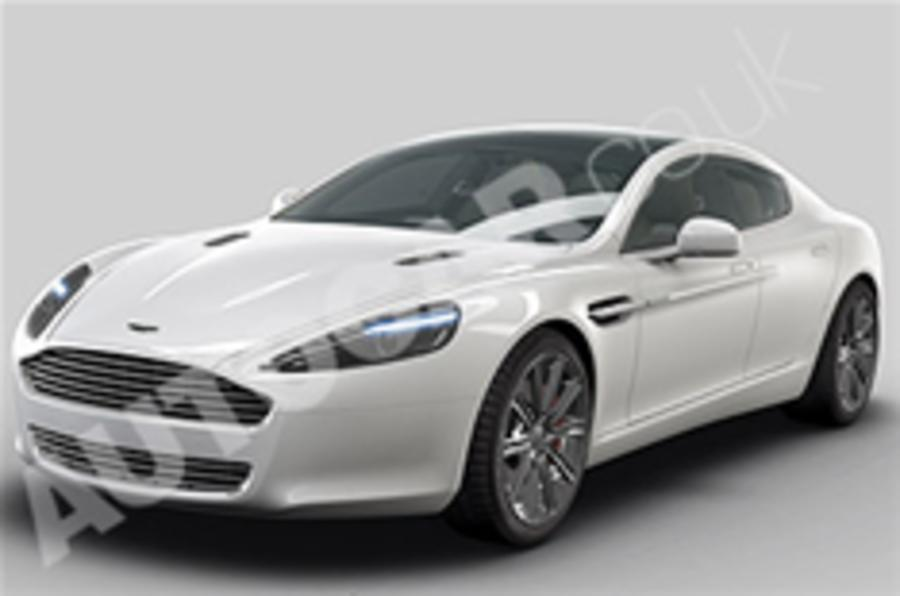 Official Pics: Aston Martin Rapide
