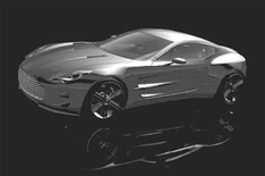 Update: Aston Martin One-77