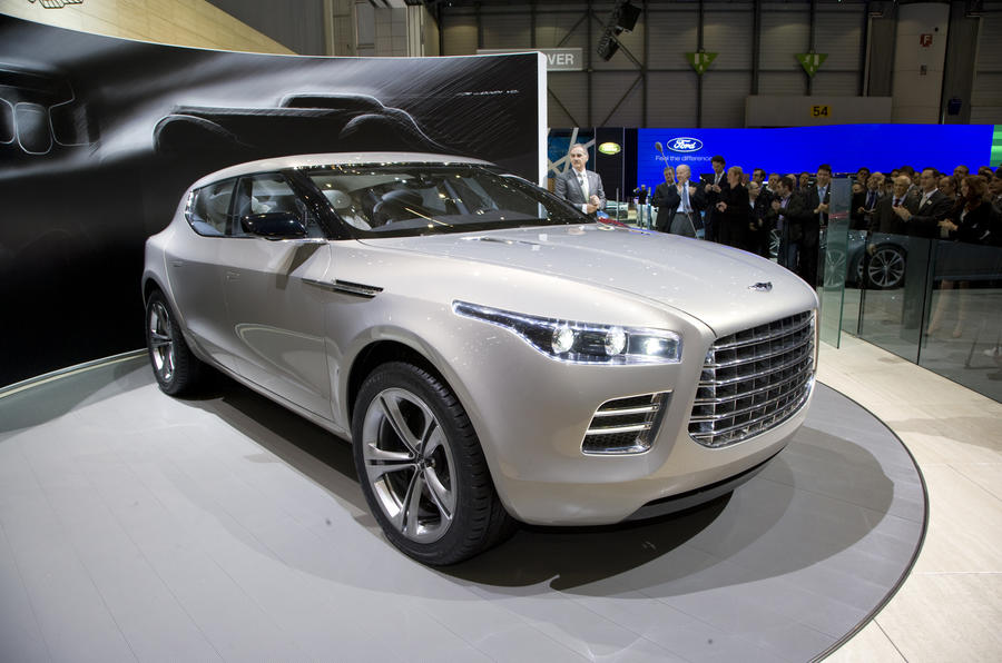 Aston confirms Lagonda rebirth