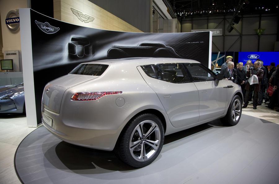 Aston confirms Lagonda rebirth