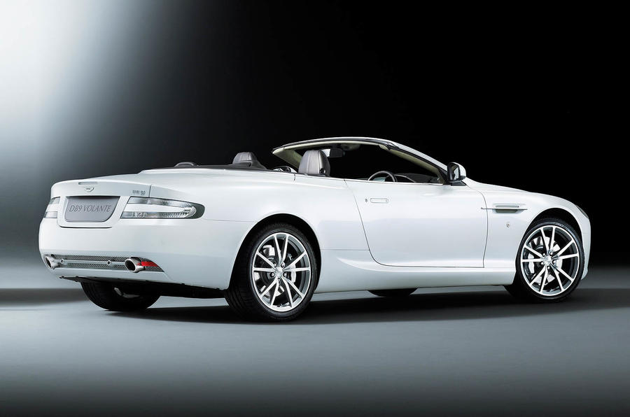 DB9 gets special editions