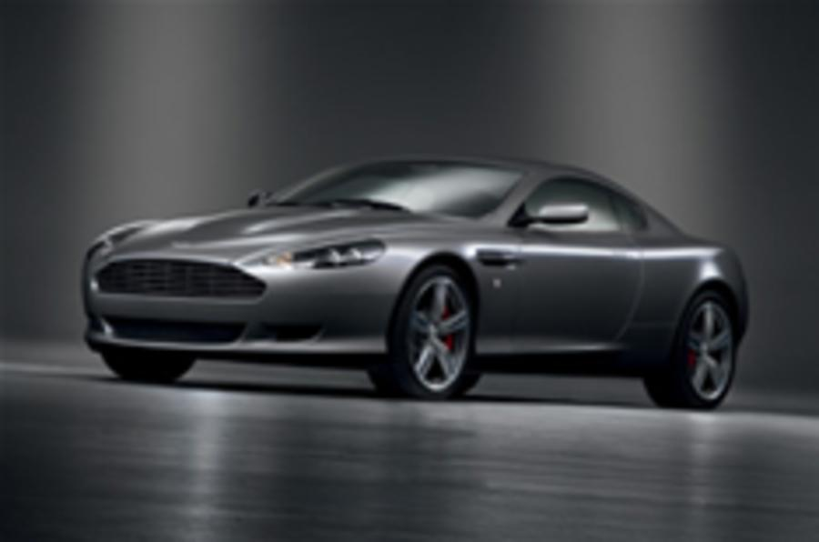 First look: Aston DB9 facelift