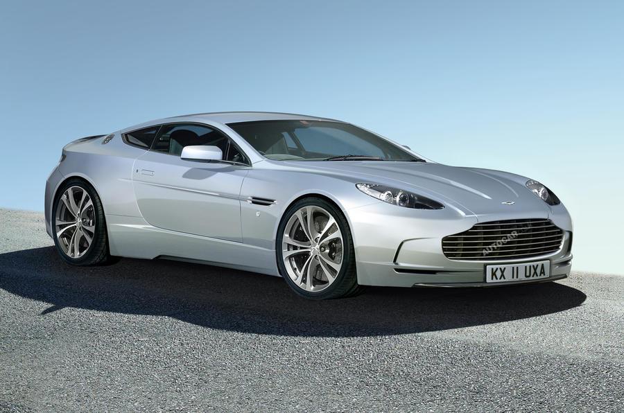 Aston Martin DB9 leads revamp