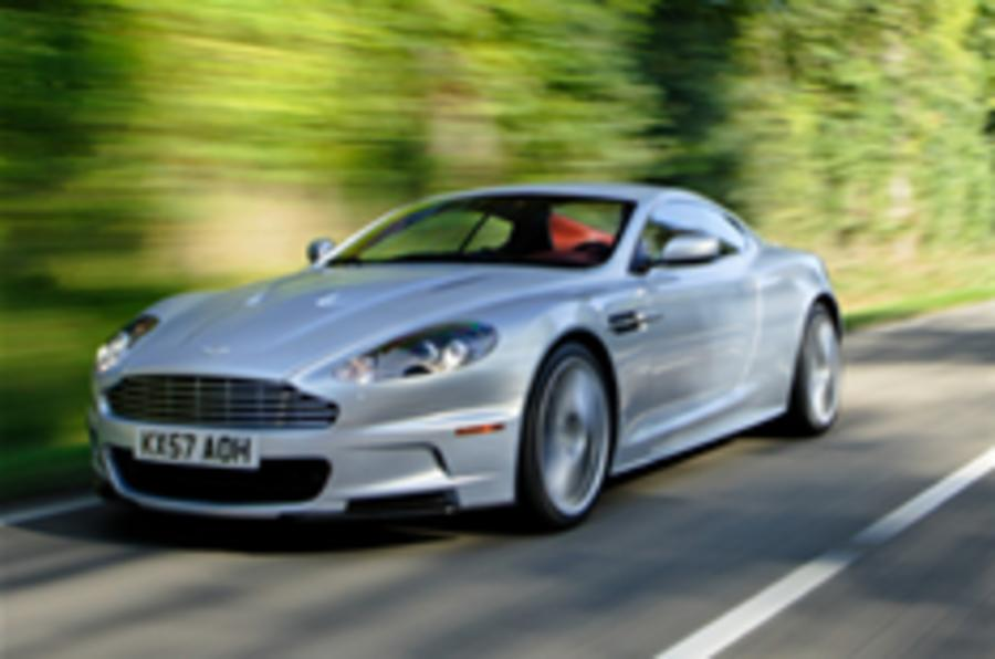 Aston announces DBS revisions