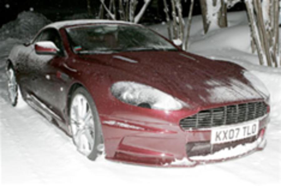 DBS drops its top in winter