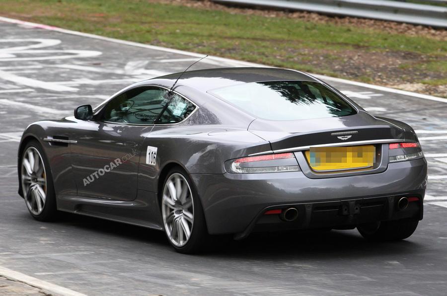 Aston Martin DBS updated
